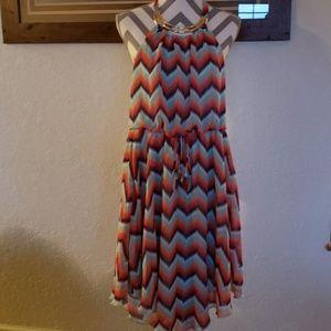City Triangles dress sz S NWT